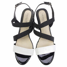 Diana Ferrari Women's Patent Leather Sandals