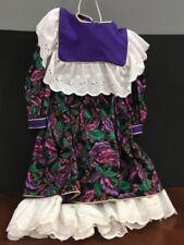 Very Beautiful Vintage Doll Dress