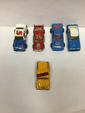 Vintage Majorette Metal Die Cast Lot Of 5.land Rover,mustang,Chevy,Capri,Mazda.