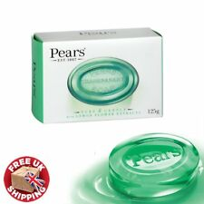 new Transparent Oil Clear Soap Pears  with lemon flower Extract 125g