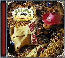 Madonna Amazing - The Remixes CD