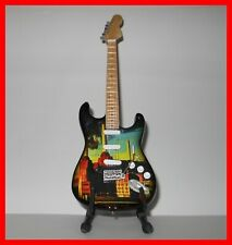 PINK FLOYD GUITAR MINIATURE! Collection ANIMALS David Guilmour Roger Watters 70'