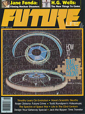 Future Life #10 How To Build Space Colony/Timothy Leary/Roger Zelazny/H.G. Wells