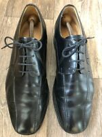 Barker Black Lace Up Buissnes Formal Shoes 8.5G