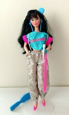 Dana Barbie & the Rock Stars Kira European Issue OSS Schmuck 80er Superstar