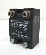 Crydom D1D40 Solid State Relay 3.5-32V Input 100V Output 40A