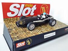 Slot car SCX Scalextric Cartrix 0012 Maserati 250 F - V Aniversario Más Slot