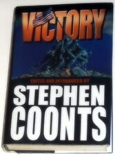 VICTORY  edited by Stephen Coonts (2003, Hardcover, Anthology) Free Shipping!
