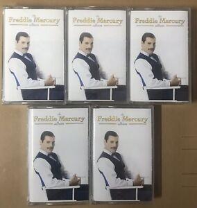 Freddie Mercury The Freddie Mercury Album 1992 Musicassetta Nuova Sigillata