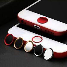 Touch Key ID Home Button Sticker Fingerprint Unlock IPhone 5s 5 SE 4 6 6s 7 Plus