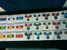 24  ASSORTED FINGER  SPINNERS
