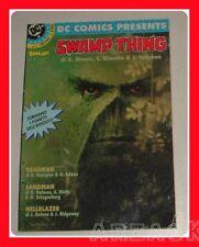 DC Comics Presents 1 SWAMP THING SANDMAN Comic Art 1992
