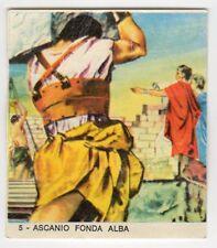 figurina IMPERO ROMANO IMPERIA 1963 REC numero 5