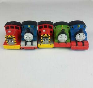 Thomas The Train Salty & Percy Bathtub Squirt Bath Toys Squirters Lot 5