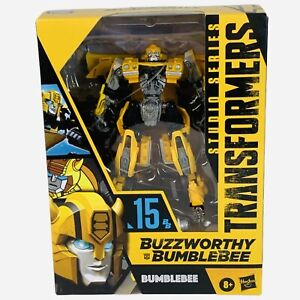 Bumblebee TRANSFORMERS Studio Series Buzzworthy Bumblebee 15BB Hasbro Figure