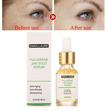 Skin Whitening Lightening Serum Kojic Acid Dark Spot Bleaching 24K Gold Cream