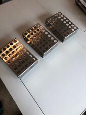 3 X Stainless Steel  Plate Warmers Ikea (tea light)