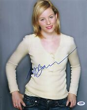 Elizabeth Banks Signed Autographed Authentic 11x14 Photo (PSA/DNA) #H86916