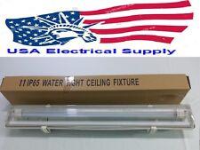 9W 6500K Light  Water Tight Ceiling Fixture 1X9W UL LED Tube Light 2FT IP65