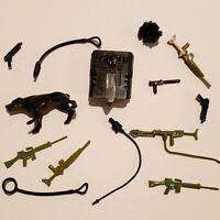 Collection Lot of 1984 G.I. JOE COBRA ARAH GUNS/WEAPONS ETC... YOU PICK