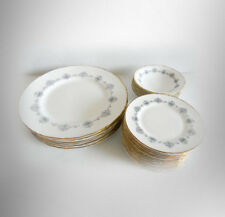 Royal Worcester bone china dinnerware set - 33 pieces - Medallion FREE SHIPPING