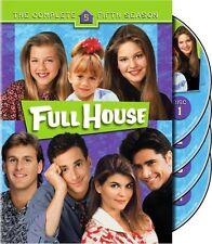 Full House: The Complete Fifth Season [4 Discs] (2007, DVD NIEUW)4 DISC SET