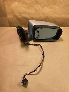 BMW E46 SEDAN Power Side Mirror RIGHT OEM Silver