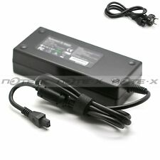 Laptop Power Adapter Charger for TOSHIBA QOSMIO G30 15V 8A 4 pin UK SHIPPING NEW