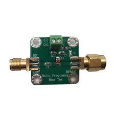 1MHz-3GHz Bias Tee Wideband F/ HAM radio RTL SDR LNA Low Noise Amplifier 50VDC