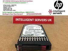 HP 1.2 TB SAS 12 G Enterprise 10K 2.5 in (ca. 6.35 cm) Hard Drive * 785079-B21/785410-001 *