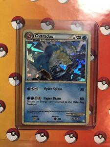 Gyrados Holo Pokemon Card, Rare 4/123