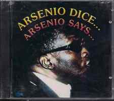 FANIA Mega RARE Arsenio Rodriguez DICE..says ESTO ES YAMBU quiendembo jazz