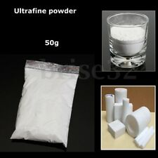 50g 1.76 oz Ultra Fine Ultrafine 1.6 Micron Teflon PTFE Powder Lab Chemicals