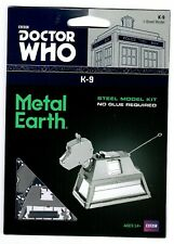 METAL EARTH STEEL MODEL KIT - K-9 (DOCTOR WHO)  PACKAGED NEW & SEALED FROM UK