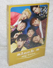 Block B My Zone 2016 Taiwan Ltd CD+DVD+Card (Japanese Lan.)