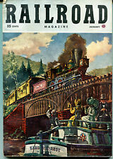 Railroad Magazine January 1948 GD 121115jhe