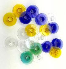 20 Spulen Veritas Nähmaschine Plastik Spulchen für Veritas 8014 frei Haus