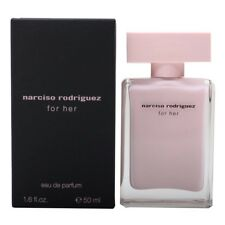 NARCISO RODRIGUEZ FOR HER 50ML EDP WOMEN NEW SEALED BOX.