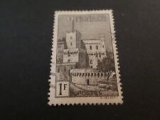 Monaco 1939/41, Stamp 177, Views, Architecture, Obliterated, VF Used Stamp