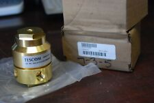 Tescom Vac1Av9Abbb, 125psi Pressure Actuator , Brass, 12416142, New in Box