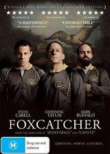 Foxcatcher (Dvd) Drama, Sport Steve Carell, Channing Tatum, Mark Ruffalo Film