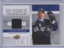Steven Stamkos 08/09 Upper Deck Series Two UD Rookie Materials RM-SS