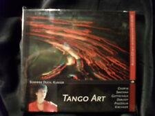 Susanne Duch -Tango Art - Audio CD & Interaktive CD-ROM