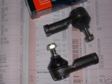 FORD SIERRA  TRACK ROD END PAIR  NEW - BORG & BECK