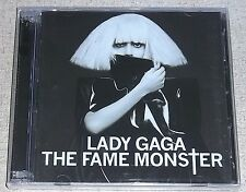 LADY GAGA The Fame Monster / The Fame 2 CD SOUTH AFRICA Cat# 0602527252766