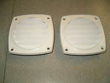 BOSTON WHALER BOATS LOUVERED STERN VENT SET - TAX FREE!!