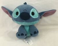 Disney Store Stitch of Lilo n Stitch Plush Stuffed Animal 7.5in Blue Soft Toy