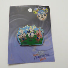 Disney WDW Journey Through Time Pin Event 2003 Disney Castles Pin