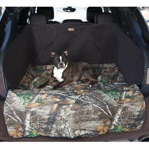 KH Mfg Washable Realtree Edge® Camo SUV Rear Dog Pet Cargo Liner Cover
