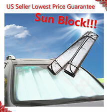 Auto Car Sun Shade Foldable Sun Visor for Front Wind Shield Rear Windows